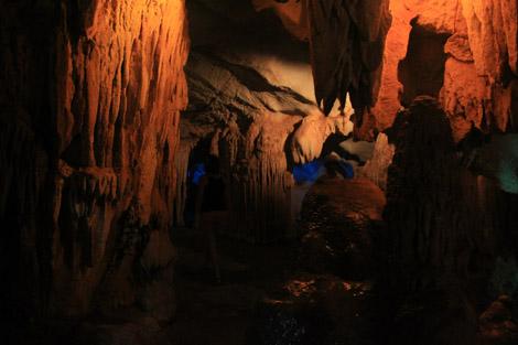 Une grotte de plus!