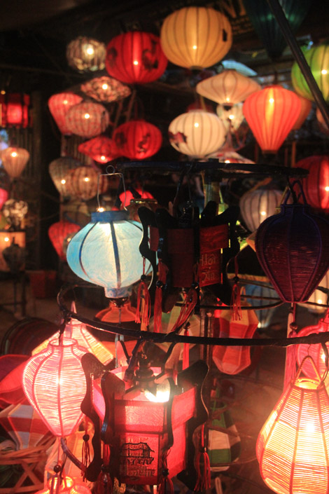 Lanternes de Hoi An