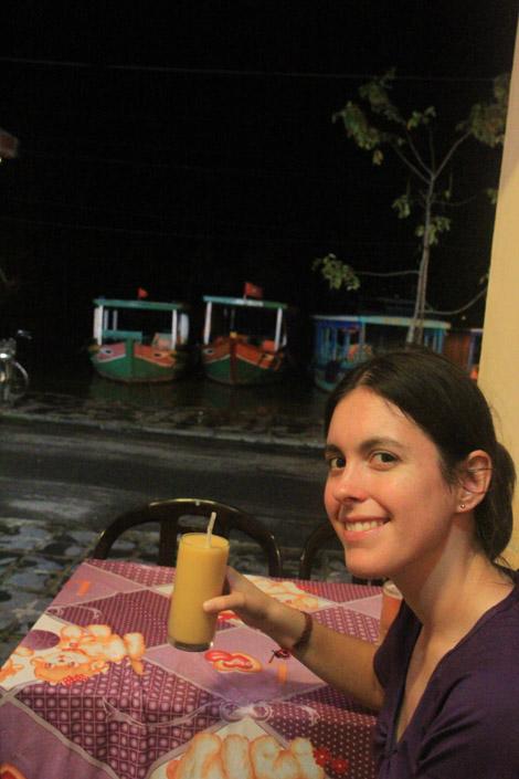 Le Vietnam a de délicieux mango shake !