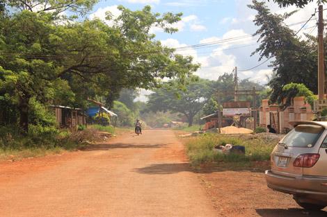 La terre rouge du Ratanakiri