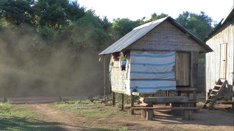 Maisons du Ratanakiri