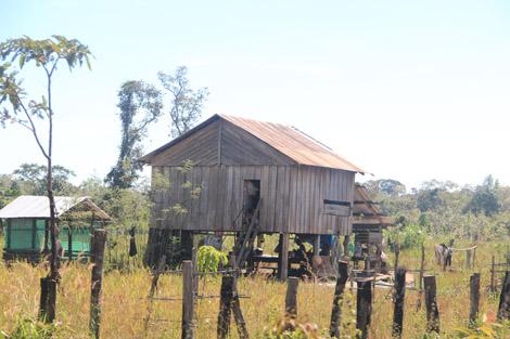 Maisons du Cambodge