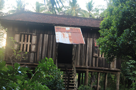 Maison de Koh Trong