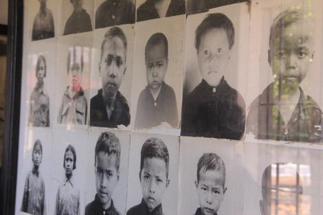Des milliers de photos de victimes, moins jeunes mais aussi les enfants…