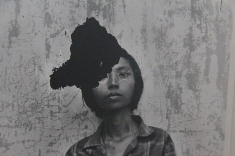 Une victime des Khmeres Rouges