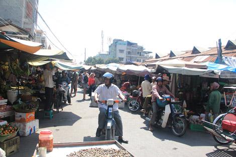 Un autre marché