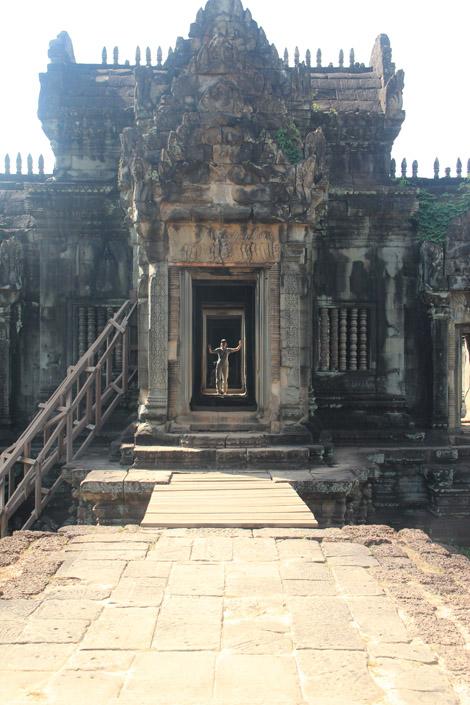 Un grand temple