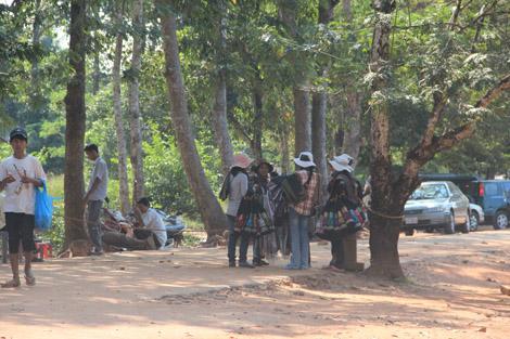 Enfants d'Angkor
