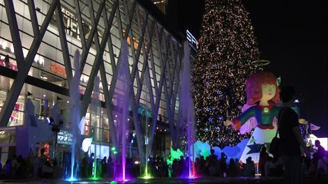 C'est Noël à Siam Square !