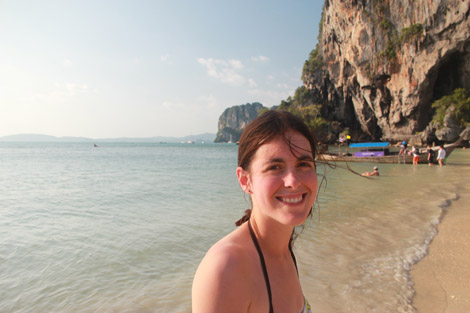 Élodie, Railay