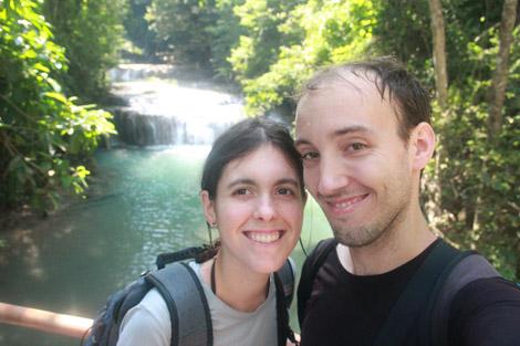 Cascade d'Erawan