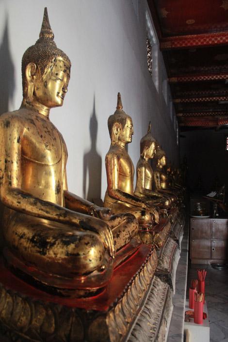 Bouddha du Wat Pho