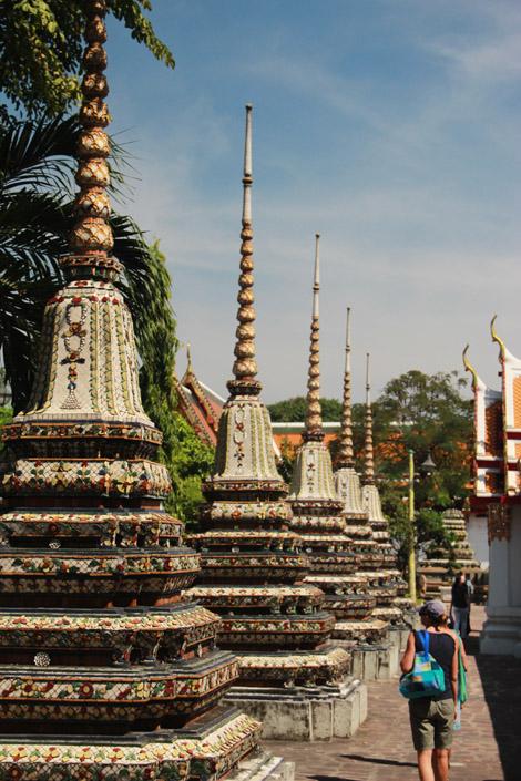 Stupa du Wat Pho