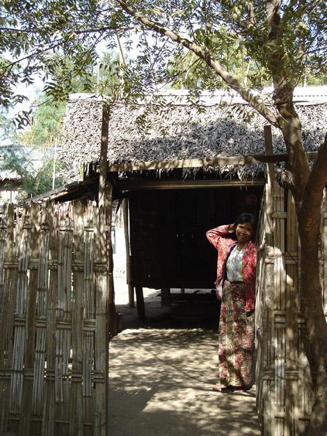 Maison birmane