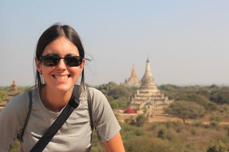 Les 4 000 temples de Bagan