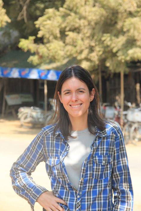 Sourire du Myanmar