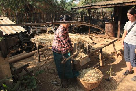 Village de Bagan