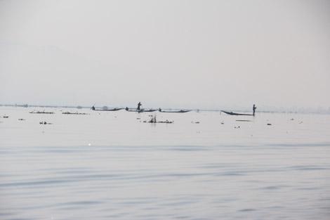 Ce lac qui n'avait pas d'horizon