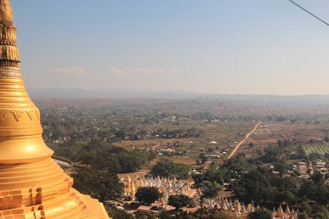 La région de Pindaya