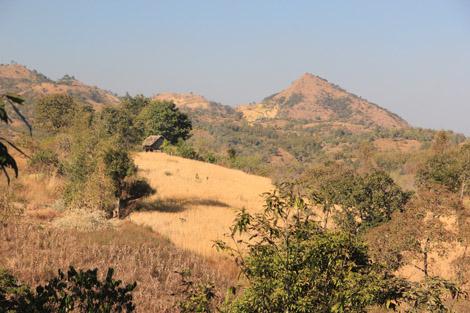Plateau Shan