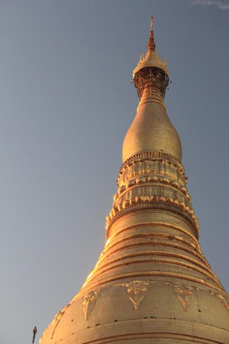 Pointe de Shwedagon