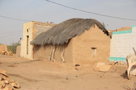 Une maison de Khuri