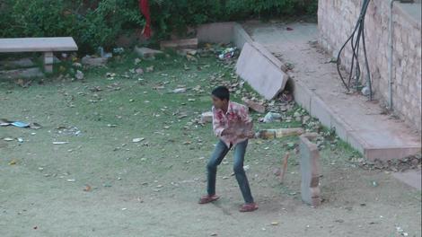Criquet en Inde