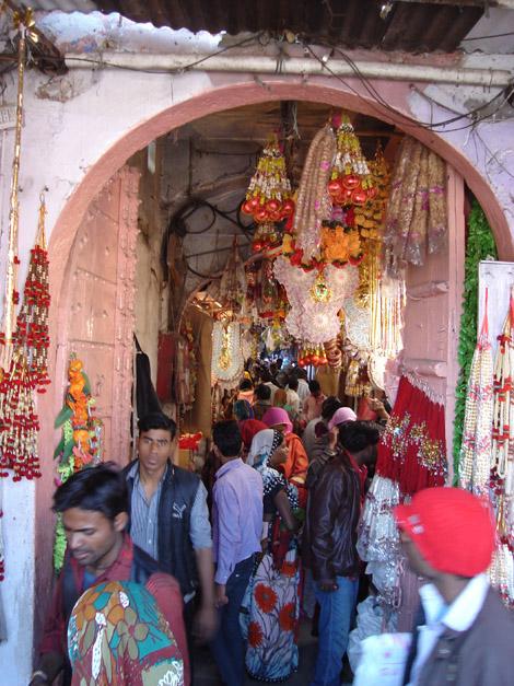 Bazaar de Jaipur