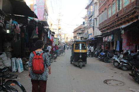 Marché de Jodhpur