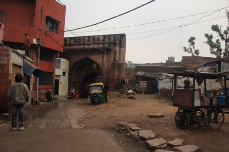Des rues d'Agra 2
