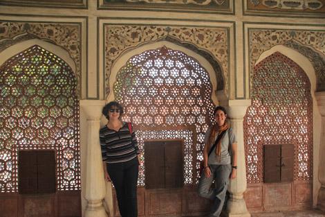 Palais des vents Jaipur