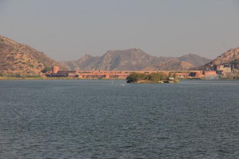 Lac à Jaipur