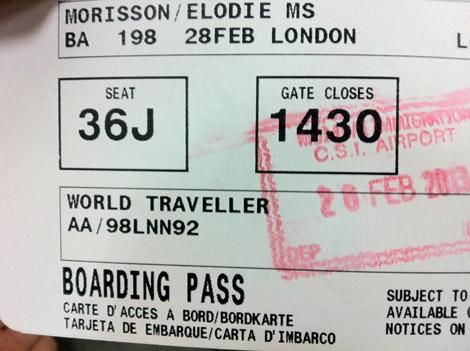 """Pendant un an, nous aurons été des """"World Travellers"""""""