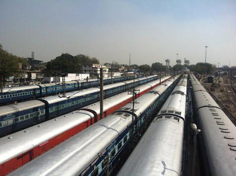 Gare de Old Delhi