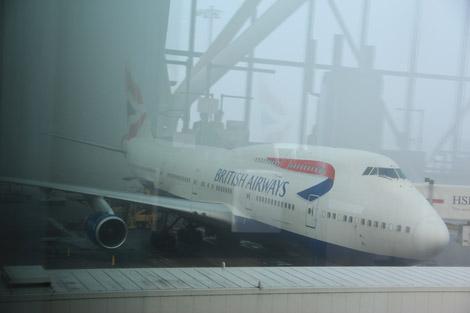 …Et en avion bien sûr!