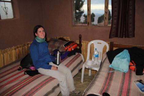#38/144 : Chez Ines et Felipe, Ilsa Taquile