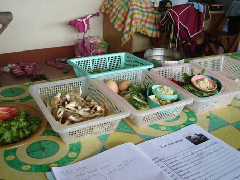 Cours de cuisine à Ao Nang