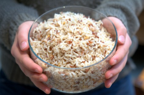 Le riz, source de vie