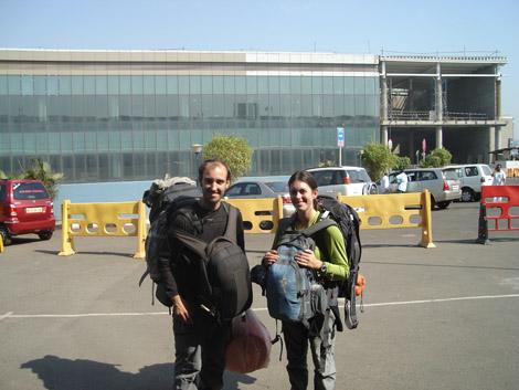 Dernier vol : Mumbai - London