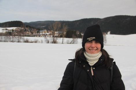 Mars 2013, regard sur le manteau blanc qui a recouvert la France