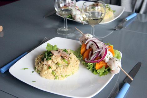 Poivre ou Piment cuisine péruvienne à domicile
